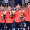 【2380】【東京五輪】2021.7.26 「東京2020オリンピック競技大会」男子団体決勝/日本 銀メダル獲得!1位はROC、2位 中国