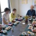 おでかけサロン食事会開催しました 9月26日 10月7日