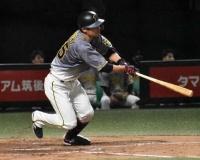 濃厚接触者扱いの阪神木浪は無安打 江越は二塁打