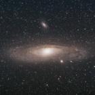 『投稿:MILTOL400mmEDによるアンドロメダ銀河 2020/08/23』の画像
