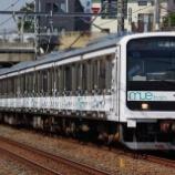 『【最後の209系0番台】多目的試験車mue trainとは』の画像