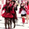 2014年横浜開港記念みなと祭国際仮装行列第62回ザよこはまパレード その28(ヨコハマカワイイパレード)の7(ONIGIRI PROJECT)