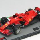 『43-0846 FERRARI SF71H #5 Sebastian Vettel 2018 デアゴスティーニF1マシンコレクション vol.101』の画像