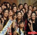 【増殖】倉木麻衣、イベントでソックリさん100人!見分けがつかない「増殖」状態へ