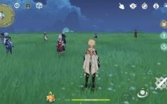 【原神】RPGで最終決戦前の最期の休息みたいで草