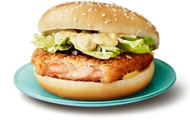 『久しぶりのマクドナルド』の画像