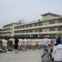 第56回鎌倉まつり2014 その1(開会式/鎌倉市立第一小学校)