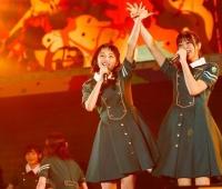 【欅坂46】全国ツアーでのずみことゆいぽんの笑顔がほんと…!(画像あり)