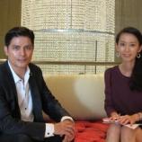 『香港ポストでお馴染み!ケリー・ラムさんにお会いしました!』の画像