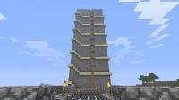 トラップタワーの改装工事 (3)