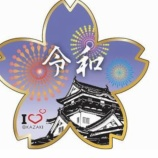 『岡崎市限定「令和」ピンバッジが5月1日に発売!』の画像