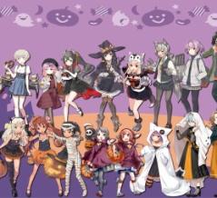 【Halloween】mode集合画像作りました【期間限定邂逅も狙い目】