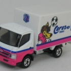 『TM0984 HINO DUTRO 037-7 CEREZO×トミカ チームトラック』の画像