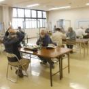 日吉台囲碁同好会「リーグ戦」に参加してきました。!!