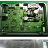 『日立国際電気製テレマリンクHEのノイズ軽減ジャンパー手術』の画像