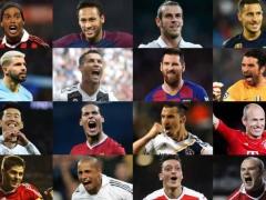 英メディア選出!サッカー選手の「過小評価」「過大評価」