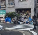 「大問題だよ。窃盗だ」 逮捕された名古屋のごみ屋敷の男性 釈放後自宅に戻るときれいになっていた