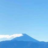 『台風一過の富士山。常識の警戒では補えない時代の到来か。』の画像