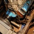 V8DRAGサニー自家製エキゾースト進捗 【いよいよクロスオーバーパイプの接続に】