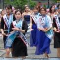 第67回ザよこはまパレード2019 その18(横浜繊維振興会&横浜ファッションデザイン専門学校)