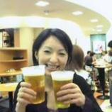 『直前ですが  朝からビールです。』の画像