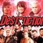 いよいよ『DESTRUCTION』シリーズも終盤戦!  大会...