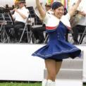 2016年 第66回湘南ひらつか 七夕まつり その42(七夕ステージ/神奈川県警音楽隊・カラーガード隊)