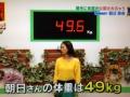 フジテレビさん、隠し体重計で女性の体重をこっそり公開するドッキリを放送→案の定炎上