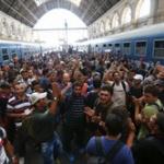 ドイツ、難民を大量にオーストリアに追放