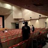 『茨木市内のホールで ピアノ発表会ビデオ撮影』の画像
