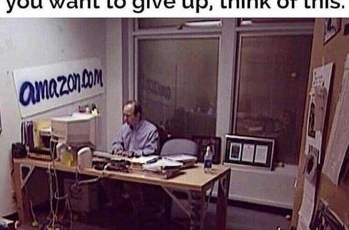19年前のAmazon社の画像のサムネイル画像