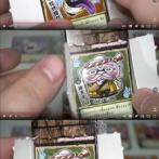 【悲報】ひどすぎるカード付きチョコが発売したと話題にwwww【画像】