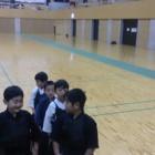 『下関市少年剣道練成大会。』の画像
