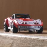 『ホットウィール '69 コルベット レーサー』の画像