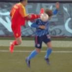 【サッカー】カンフーキックを食らった橋岡選手が神対応すぎると中国ネット感嘆「この日本人選手は尊敬に値する」