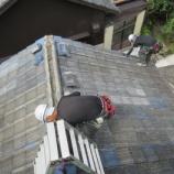 『雨漏り修理、まず屋根下ろしから』の画像