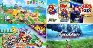 Nintendo Switchソフトの最新売上本数が公開!『あつ森』2604万本、『マリオ3Dコレクション』521万本、『ゼノブレDE』140万本など