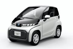 トヨタ、2021年に2人乗りEV まず法人向け160万円から
