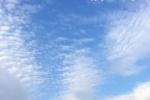 ぼわっとした秋の空【カタノソラ No.7】