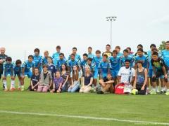 【動画】やっぱり香川スゲー!マンUのユニを持ったファンと日本代表の記念撮影!