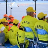 『函館市総合防災訓練に参加』の画像