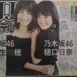 『【乃木坂46】樋口日奈と土生瑞穂が『JJ』専属モデルに!!!!【欅坂46】』の画像