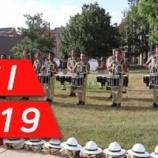 『【DCI】ドラム必見! 2019年マディソン・スカウツ・ドラムライン『イリノイ州デカルブ』本番前動画です!』の画像