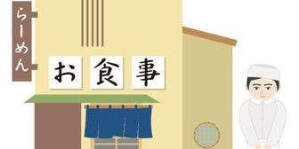 全くアテもなく上京した。→一年半くらい週一で通ってる食堂で客が俺一人になった時に「あんた九州の人ね?」と言われて…