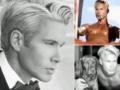 【画像あり】43回の整形手術を受けたチェコの男性モデル(35)