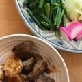 鶏すき風焼きちゃんぽん