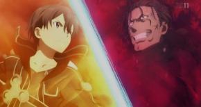 【SAO アリシゼーション2期】第19話 感想 黒の剣士と笑う棺桶【ソードアート・オンライン】
