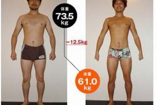 に は 5 キロ ヶ月 で 痩せる 1