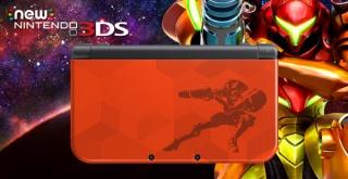 『メトロイド サムスリターンズ』発売に合わせて、『Newニンテンドー3DS LL サムスエディション』が発売!