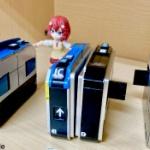 駅の「自動改札機」が精巧なフィギュアになってガチャに登場!「ガシャポン 自動改札機」